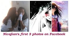 These are your first 3 photos on Facebook. Share it with your friends and loved ones.