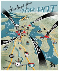 Seattle favorite Top Pot