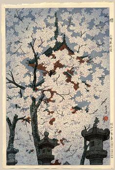 Kasamatsu Shiro (Tokyo, 11 janvier 1898 – 14 juin 1991) est un artiste et peintre japonais appartenant à l'école Shin-Hanga et Sosaku-Hanga.