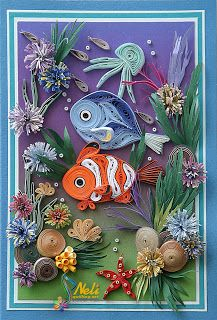 Neli Quilling Art                                                                                                                                                      More