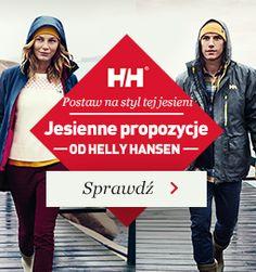 Jesienno - zimowe propozycje Helly Hansen w dobrej cenie na Landersen.pl
