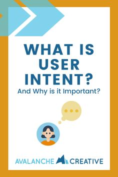 Learn what user intent is and why it's important. By publishing user-focused content on your website you'll be able to rank higher and convert more leads. Keyword Ranking, Google S, First Blog Post, What If Questions, Search Engine Optimization, Content Marketing, Engineering, Positivity, Website