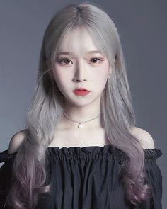 A girl called Lee Y/N been bullied. Ulzzang Korean Girl, Cute Korean Girl, Korean Beauty, Asian Beauty, Japonese Girl, Moda Ulzzang, Soft Grunge Hair, Neue Outfits, Uzzlang Girl