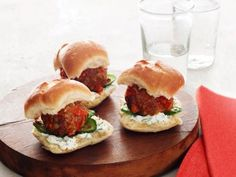 Get this all-star, easy-to-follow Lamb Meatball Sliders recipe from Food Network Magazine