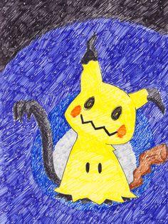Pokemon: Mimikyu