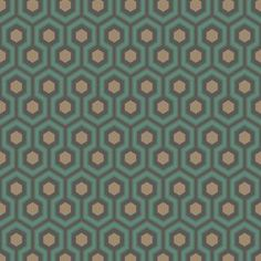 Hicks´ Hexagon 95/3018 - Contemporary Restyled - Cole & Son