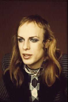 Brian Eno, 1973.