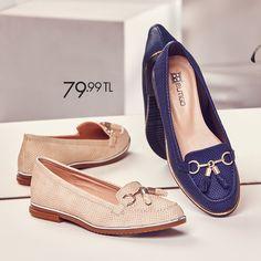 Ofis Stiline Uygun Loafer Modelleri