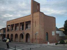 Vigonza. Casa del Fascio. Foto: Roberto Carboni