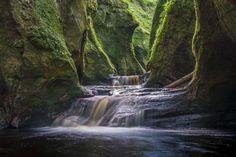 Finnich Glen, Drymen | Image credit: Munro1 / Getty Images / Thinkstock