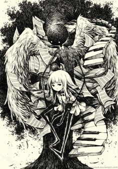 Deemo by sonnyaws.deviantart.com on @DeviantArt