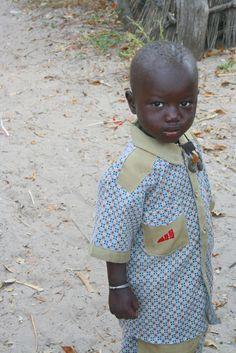 Child, Ginak Gambia