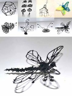 3D-Printing Pen: Draw Sculptures with this Magical Marker