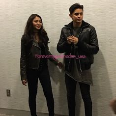 Thank you @jaye.wolf and @nadzlustre for an amazing show! We love you both! Everyone is surely in for a treat. Buy your tickets now!!! CHICAGO... you're next! #AlwaysJaDineUSATour2017 #AlwaysJaDineNewYork #JaDine #JamesReid #NadineLustre #Jadine #TeamReal forevermyjadinedmv_usa
