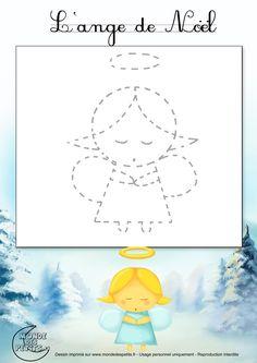 apprendre-dessiner-ange-noel.jpg (1400×1980)