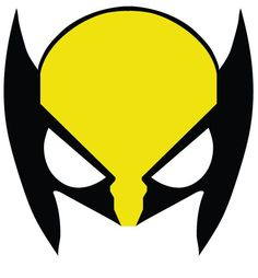 superhero mask template Superhero masks made in a day for the opening party of the . Superhero Mask Template, Superhero Logos, Superhero Birthday Party, Birthday Party Themes, Birthday Centerpieces, Batman Party, Boy Birthday, Wolverine Cake, Marvel Wolverine