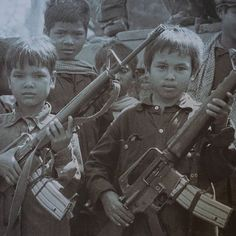 """Child Soldiers"" (recaptured) // The Khmer Rouge brainwashed children into becoming Khmer Rouge soldiers. They taught them to hate their parents and many of the child soldiers first victims were their own parents. // #ExploringMyNeighbors #ASEANchannel #ASEAN #ASEANtourism #ExploringASEAN #Indonesian #explorer #travel #traveling #traveler #tourism #SouthEastAsia #SouthEastAsiaTrip #ExploringSouthEastAsia #wanderlust #backpacker #A6000 #SonyA6000 #Cambodia #CambodiaTourism #Khmer #Cambodian…"