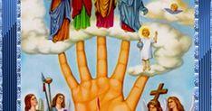Mano Poderosa a ti acudo pidiendo misericordia Divina, mi fe deposito en ti, mi esperanza en ti pongo, tu que eres fuerte, eres inf...