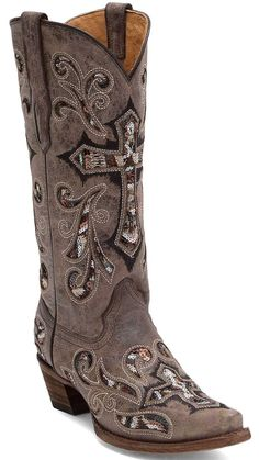 Corral Scarlett Cowboy Boot - Women's Boots/Shoes | Buckle