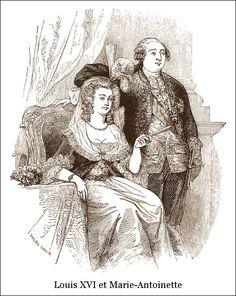 Louis XVI et Marie-A