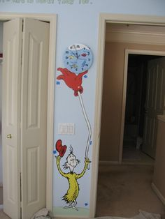 Customer Image Gallery for Trend Lab Dr. Seuss Wall Clock, One Fish Two Fish