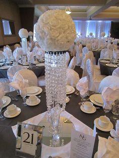 Centros de mesa para bodas | Pinterest | Centerpieces, Quinceanera ...