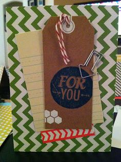 Stampin' Up Everyday Occasions Kit For You Card