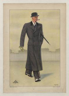 Menswear 1930s- Italian, Plate 037 :: Costume Institute Fashion Plates