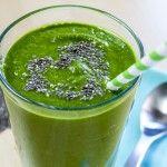 Ginger Green Drink Smoothie Nutribullet Recipe