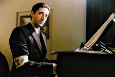 The Pianist. I really like Adrien Brody's nose.  (That was the previous comment and I decided to leave it. Mostly because I agree)