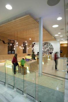 Proyecto #iluminacion Oficina de Turismo de Bilbao