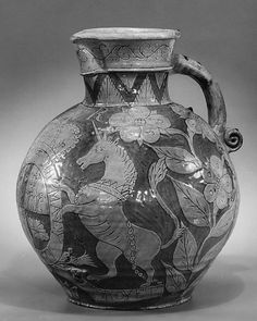 Robert Burnal of Cutcombe. Harvest jug, 1781. British. The Metropolitan Museum of Art, New York. The Charles E. Sampson Memorial Fund, 1969 (69.47.2)