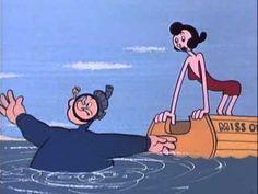 Sea No Evil | Popeye {60's Series} E20S1