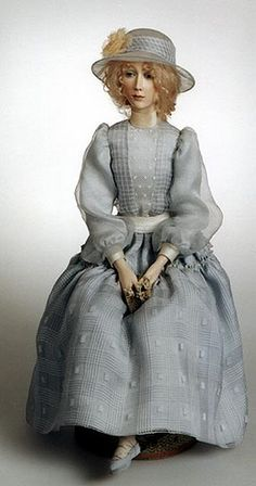 betty2 Alexandra Koukinova Doll: Photo by By golondrina411 on Flickr