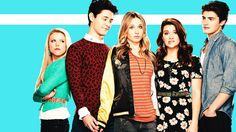 The creator of Faking It recently discussed his ideal ending for the MTV comedy series. Do you watch the show? Did you watch the season three premiere last night? Comedy Series, Series Movies, Movies And Tv Shows, Tv Series, Rita Volk, Faking It Mtv, Series Juveniles, Mtv Shows, Famous In Love