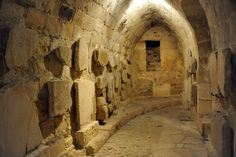 Medieval Castle Interior | Interior of Limassol's medieval castle photo - Brian McMorrow photos ...