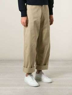 E. Tautz wide leg trousers