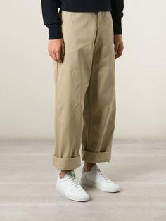 E. Tautz wide leg trousers