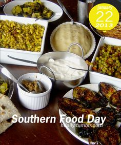 Southern Food Day!