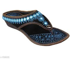 Flats Ethnic Women's Footwear Material:  Velvet UK/IND Size: IND - 3 IND - 4 IND - 5 IND - 6 IND - 7 IND - 8 Description: It Has 1 Pair Of Women's Footwear Country of Origin: India Sizes Available: IND-8, IND-3, IND-4, IND-5, IND-6, IND-7   Catalog Rating: ★4 (1484)  Catalog Name: Femme Ethnic Women's Footwear Vol 3 CatalogID_207358 C75-SC1071 Code: 891-1596035-994