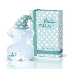 """Baby TOUS Eau de cologne 100ml. """"The smell of babies is very pleasant and delightful. I can still remember so well how my children smelled when they were small: soft, tender and delicate... The creation of a special fragrance for babies made me remember those unforgettable moments."""" (Rosa Tous).  TOUS Washington DC"""