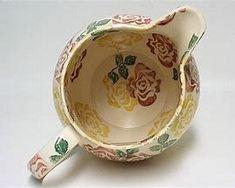 Earthenware, Stoneware, Emma Bridgewater, Stoke On Trent, Tea Cups, Pottery, Tableware, Ebay, Climbing Roses