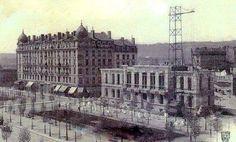 Construction mairie du 7 eme