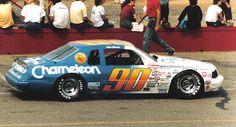 Dick Brooks 1984 Chameleon Ford