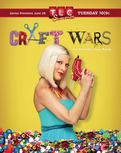 Craft Wars #ToriSpelling
