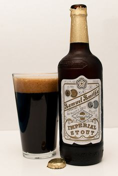 Samuel Smith's Imperial Stout by Samuel Smith Old Brewery