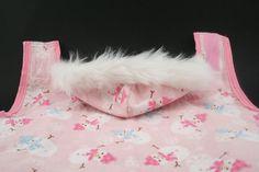Pink Snowman Dog Coat Sale Price by SteedAndHound on Etsy