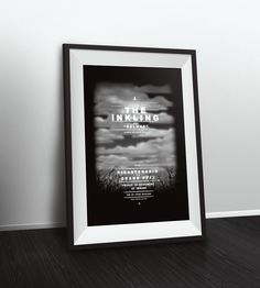 Gig poster - The Inkling Gig Poster, Album Releases, Behance, Concert Posters