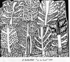 Chaissac-Dubuffet. Entre plume et pinceau