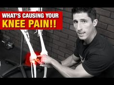 Knee Pain With Exercise (SURPRISING CAUSE and HOW TO FIX IT!) - YouTube